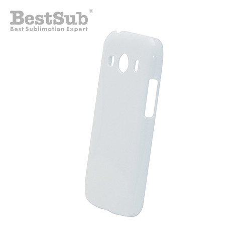 Samsung Galaxy Ace4 G357 3D case white glossy Sublimation Thermal Transfer