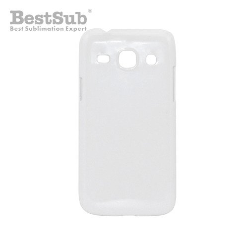 Samsung Galaxy Core Plus 3D case white glossy Sublimation Thermal Transfer