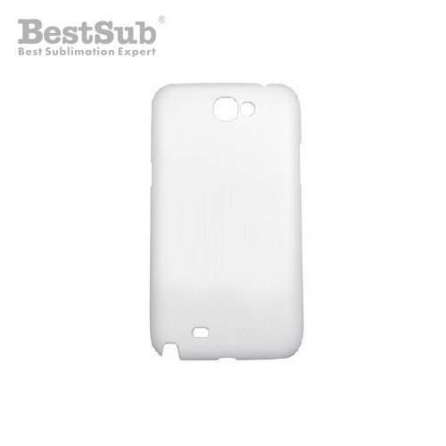 Samsung Galaxy Note 2 N7100 3D case white mat Sublimation Thermal Transfer