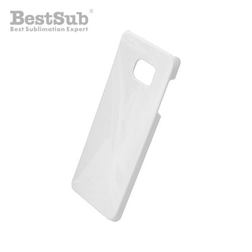 Samsung Galaxy Note 5 Edge 3D case white glossy Sublimation Thermal Transfer