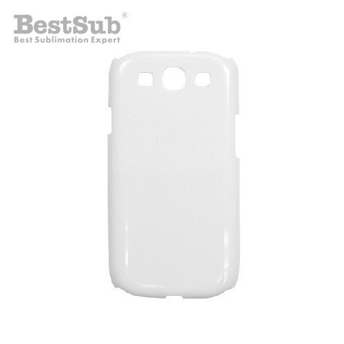 Samsung Galaxy S3 i9300 3D case white mat Sublimation Thermal Transfer