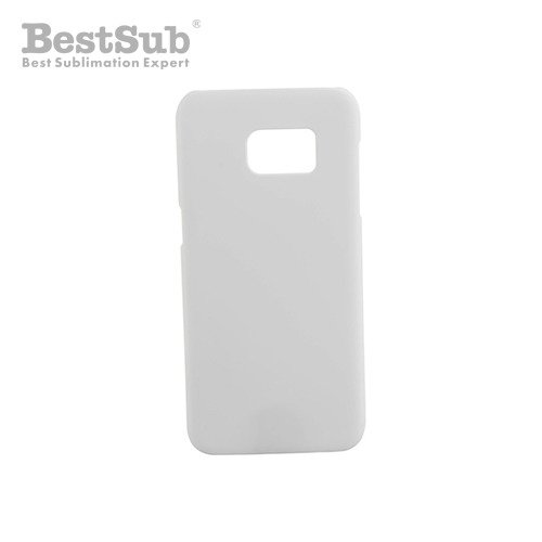 Samsung Galaxy S7 Edge G9350 3D case white matt Sublimation Thermal Transfer