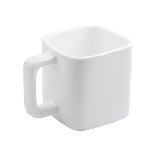 Square mug 330 ml for sublimation