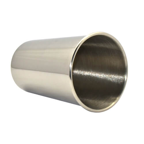 Stainless steel mug silver Sublimation Thermal Transfer