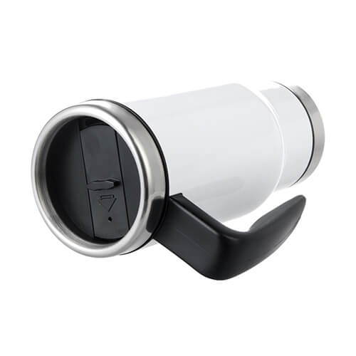 Thermal mug 480 ml for sublimation - white