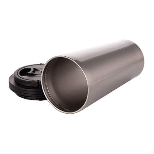 Thermal tumbler 480 ml for sublimation - silver