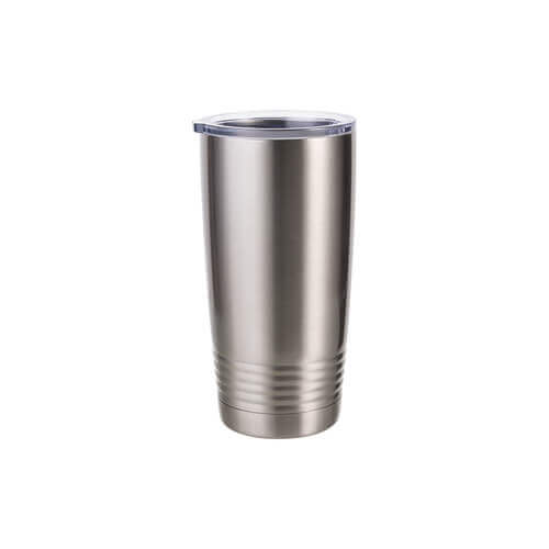 Thermal tumbler 600 ml Ringneck for sublimation - silver