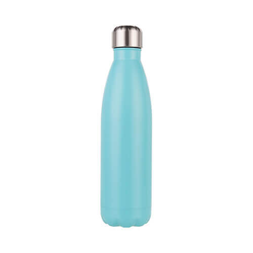 Water bottle - bottle 500 ml for sublimation printing – mint mat