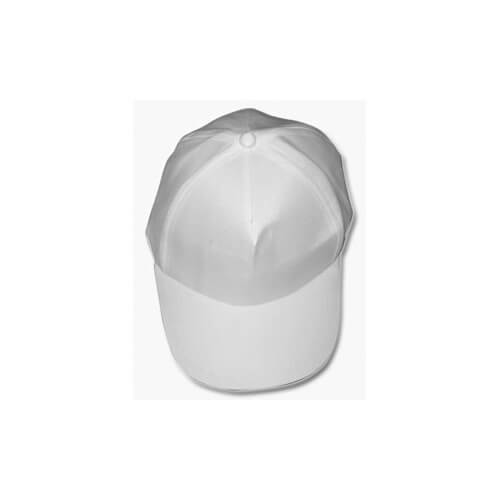 White baseball cap Sublimation Thermal Transfer