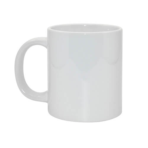 White mug A+ 550 ml  Sublimation Thermal Transfer