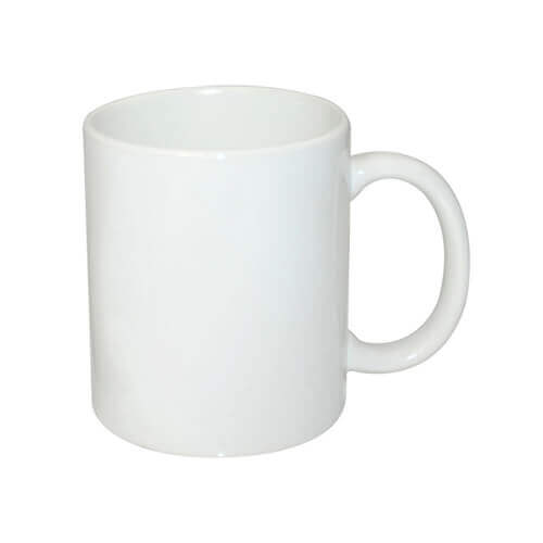 White mug AA+ 330 ml Sublimation Thermal Transfer