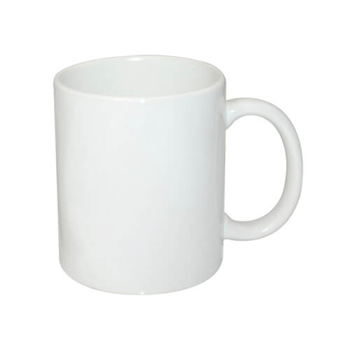 White mug class A+ 330 ml Sublimation Thermal Transfer