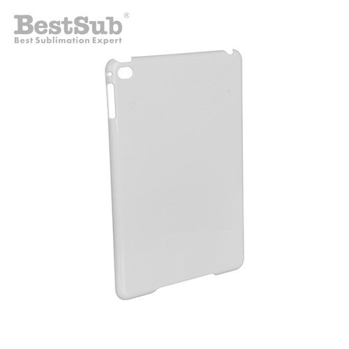 iPad Mini 4 3D case white glossy Sublimation Thermal Transfer