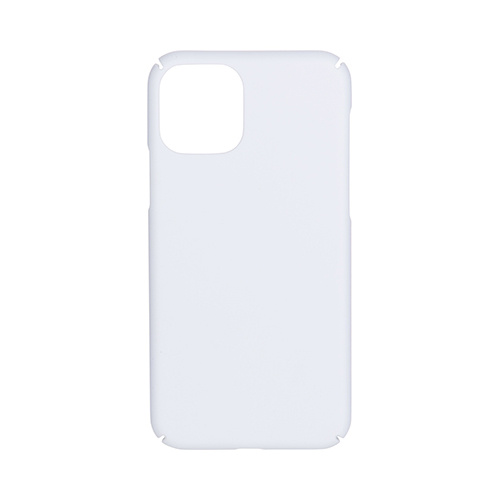 iPhone 11 Pro 3D full case white mat Sublimation Thermal Transfer