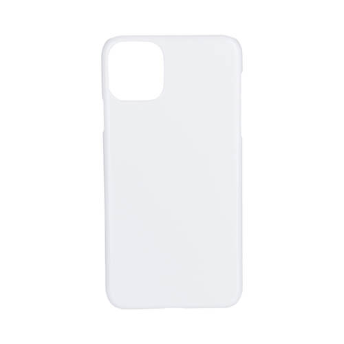 iPhone 11 Pro Max 3D case white glossy Sublimation Thermal Transfer