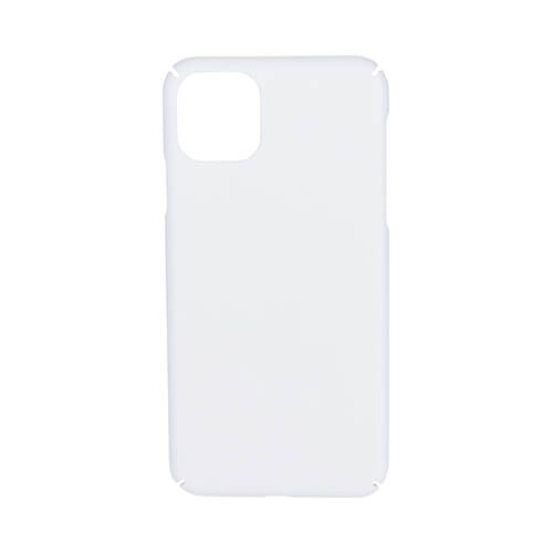 iPhone 11 Pro Max 3D full case white mat Sublimation Thermal Transfer