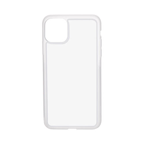 iPhone 11 Pro Max case rubber transparent Sublimation Thermal Transfer