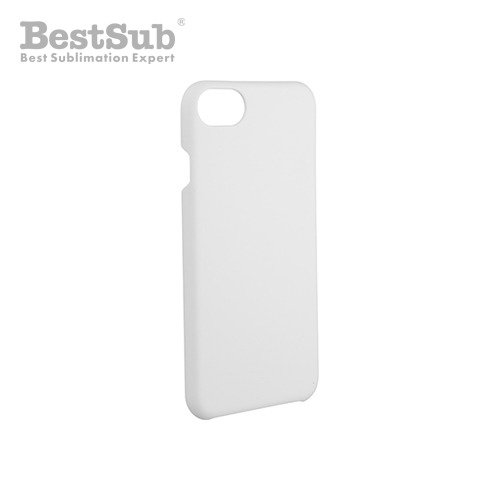 iPhone 7 / 8 3D case white mat Sublimation Thermal Transfer