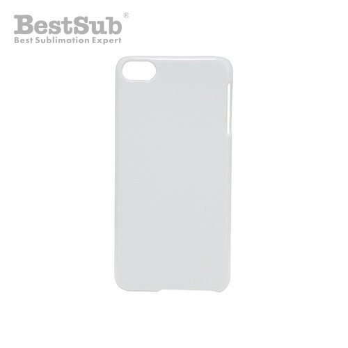 iPod Touch 6 3D case white glossy Sublimation Thermal Transfer