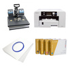 Printing kit for T-shirts Sawgrass Virtuoso SG400 + SD73 ChromaBlast