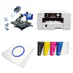 Kit de démarrage multifunction Sawgrass Virtuoso SG400 + SD70 Sublimation Transfert Thermique