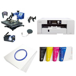 Kit de démarrage multifunction Sawgrass Virtuoso SG800 + SD68 Sublimation Transfert Thermique