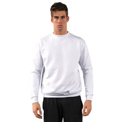 Sweat-shirt Vapor pour sublimation - blanc