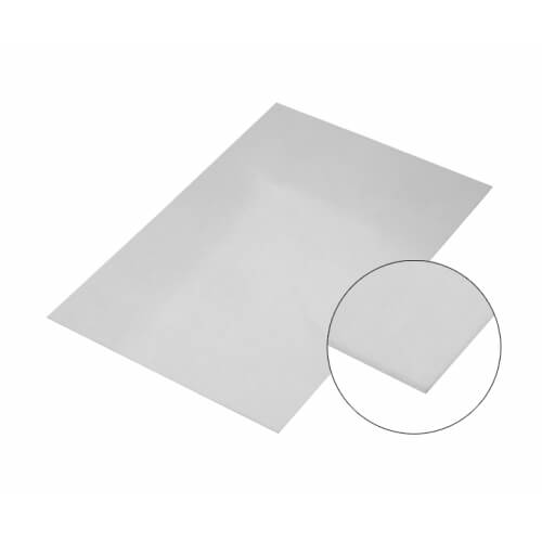 plaque en aluminium argent effet miroir a2 sublimation transfert thermique argent effet miroir. Black Bedroom Furniture Sets. Home Design Ideas