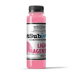 Tusz do fotokryształów Best Sub HQ - Light Magenta 100 ml