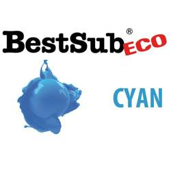 Tusz sublimacyjny Best Sub Eco - Cyan 100 ml